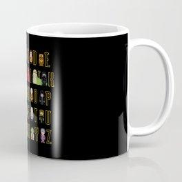 St_ar Wars Alphabet 3 Coffee Mug