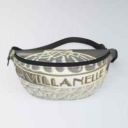 Killing Eve- Villanelle- Sorry Baby Fanny Pack
