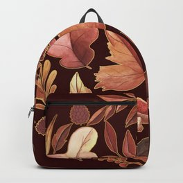 The Winds Of Autumn Have Returned Backpack