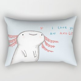 Lotl Love Rectangular Pillow