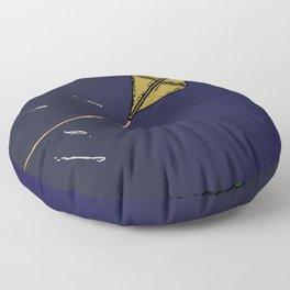 Kite Floor Pillow