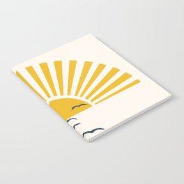Minimalistic Summer I Notebook