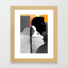 Narcissus Framed Art Print