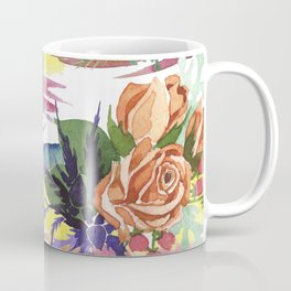 Sea ​​Flowerpower Coffee Mug