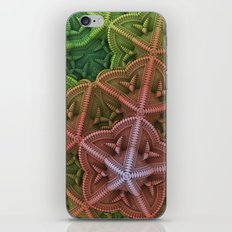 Fractal Starfish iPhone & iPod Skin
