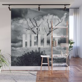 Motus Operandi Collection: Say hello Wall Mural