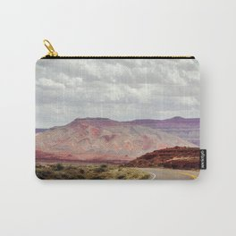 Painted Mountain Carry-All Pouch