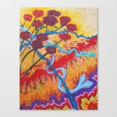 Passion Spirit Canvas Print