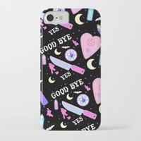coven iPhone & iPod Cases featuring Cute Coven by Acrylicana