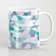 #103. JENNI (Abstract Stained Glass) Mug
