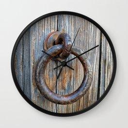 003 Wall Clock