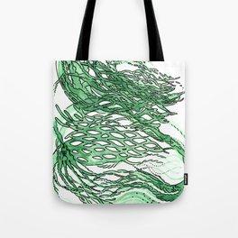 lettuce lattice Tote Bag