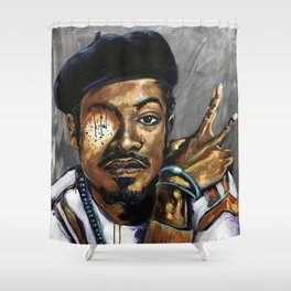 Naturally Andre Shower Curtain