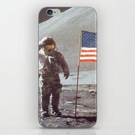 American Moon Landing iPhone Skin