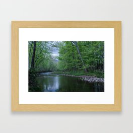 Rivers Framed Art Print