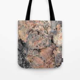 Iceland Rocks: Red Rhyolite Edition Tote Bag