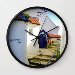 Covet Hill Wall Clock