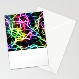 Neurons Cell Healthy Stationery Cards