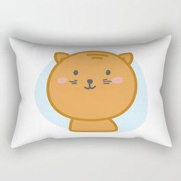 moew *i can customize your cat Rectangular Pillow