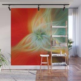 Energy Blossom Wall Mural