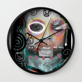 Passion Sounds Wall Clock
