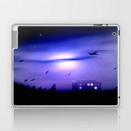 Flight home. Laptop & iPad Skin