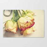 friendship Canvas Prints featuring friendship by Sandra Arduini