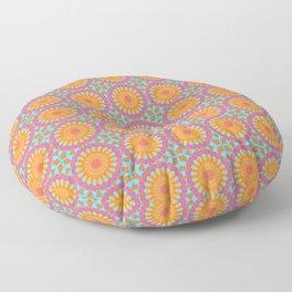 Seventy suns Floor Pillow