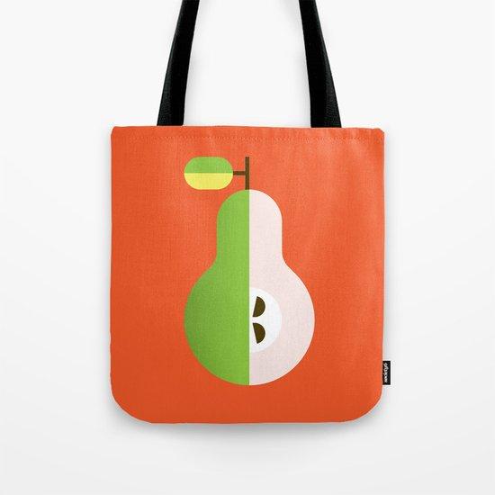 Fruit: Pear Tote Bag