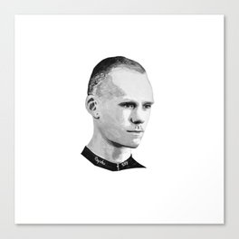 Chris Froome - Cycling Canvas Print