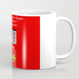 99% of Americans Coffee Mug