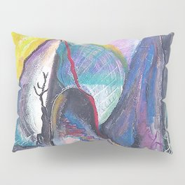 Staircase to the Sun Pillow Sham