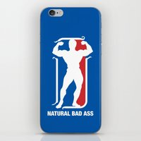 nba iPhone & iPod Skins featuring NBA by Free Specie