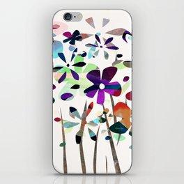 Garden Dance iPhone Skin