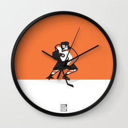 Fly Guy Wall Clock