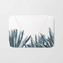 Agave Triangle Bath Mat