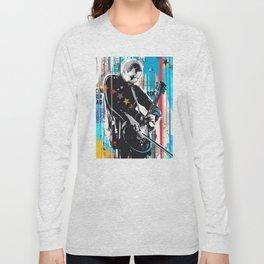 Sigur Ros Pop art Style Long Sleeve T-shirt
