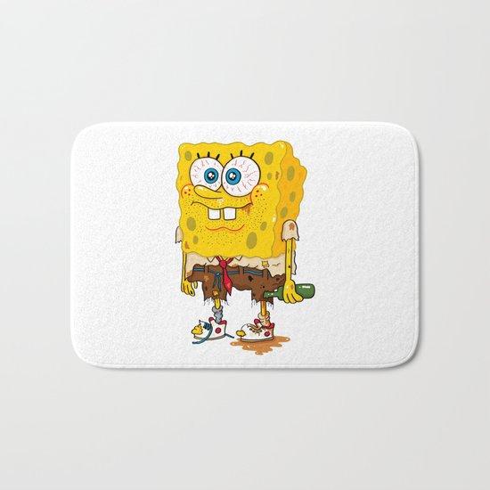 SpongeSlob DirtyPants Bath Mat