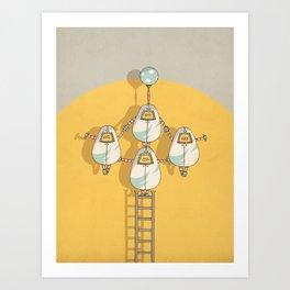 circus 002 Art Print