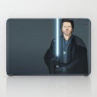 jedi iPad Cases featuring Jedi Cas by rdjpwns
