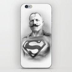 SuperbMan! iPhone Skin