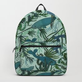Narwhals Backpack