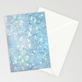 In the blue of my oblivion  Stationery Cards
