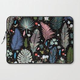 Magic Garden / Floral Pattern Laptop Sleeve