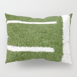 Football Lines Pillow Sham