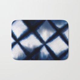Shibori Experiment Bath Mat