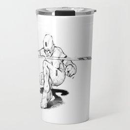 Naked Ninja Travel Mug