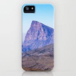 Oman: Mountain near Jebel Shams iPhone Case