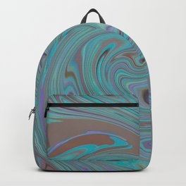 TURQUOISE FANCY Backpack