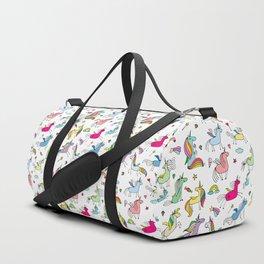 Unicorns Duffle Bag